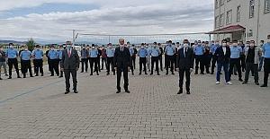 Başsavcı Personelin Bayramını Kutladı