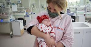 Bebek Çöpte Yaralı Halde Bulundu
