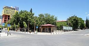 Kahramanmaraş Sokakları Boş Kaldı