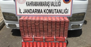 Sigara Kaçakçılarına 51 Bin TL Ceza