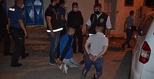 Yaralama Şüphelisi Tutuklandı