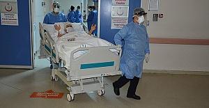 Yoğun Bakımda Covid-19 Hastası Kalmadı