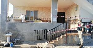 6 Ev Karantinaya Alındı
