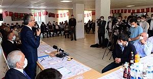 Andırın'da İstişare Toplantısı Yapıldı