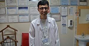 Doktor Eren Sağlıkçılara ve Halka Teşekkür Etti