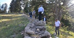Kahramanmaraş'ta Sur Duvarları Bulundu