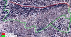 Adnan Menderes ve Şekerdere Bulvarı Kapatılıyor
