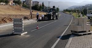 Dereli Mahallesi Yolu Tamamlanıyor