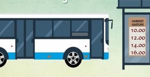 Hayvan Borsası'na Otobüs Seferleri Başladı