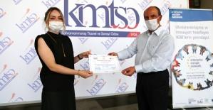 KMTSO'da İhracat Satış Kampı Danışmanlık Programı Tamamlandı