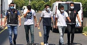 Uyuşturucudan 4 Kişi Tutuklandı
