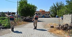 9 Ev Karantinaya Alındı