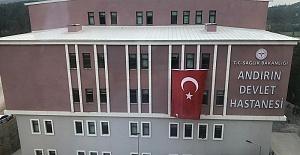 Andırın Devlet Hastanesi Açıldı