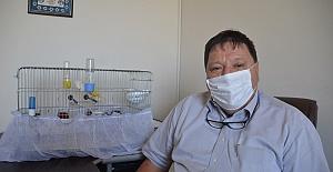 Kahramanmaraşlı Covid Hastası: Öleceğimi...
