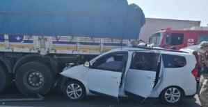 Kazada 3 Ölü 2 Yaralı
