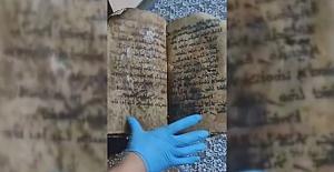 Bu İncil'in Piyasa Değeri 1 Milyon Lira