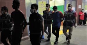 Kahramanmaraş'ta 32 Hırsız Tutuklandı