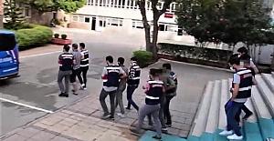PYD Üyesi 4 Kişi Yakalandı
