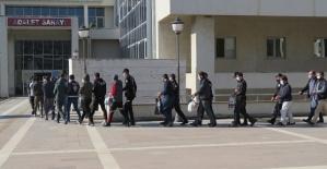 DEAŞ Operasyonunda 9 Tutuklama