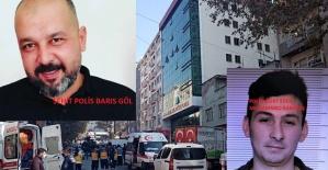 Şehit Olan Polis Barış Göl ve Katili