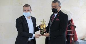Yıldız Kahramanmaraş'a Ödül