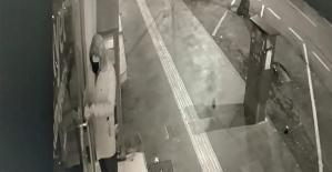 Hırsız Kameradan da Polisten de Kurtulamadı