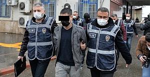 Kahramanmaraşta 17 Hırsız Tutuklandı