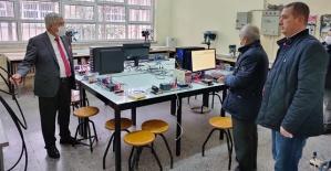 KSÜ'de Simülasyon Eğitim Merkezi Kuruldu