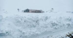 Yedi Kuyuları Kar Bastı İkinci Sırada