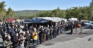 AK Parti İlçe Başkanı Kara'nın Acı Günü