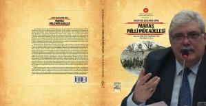 Arşiv Belgelerine Göre Maraş Milli Mücadelesi Kitabı Yayımlandı