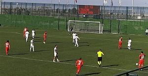 Hekimoğlu Trabzon: 1 Kahramanmaraşspor: 1