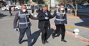 Kahramanmaraş'ta Azılı Hırsız Suçüstü Yakalandı