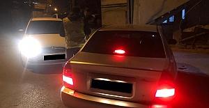 Kahramanmaraş'ta PolisSürücü Kovalamacası