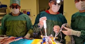 KSÜ'de Endoskopik Kalp Ameliyatlarına Başlandı