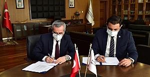 Ali Kayası Cam Seyir Terası Projesi İmzalandı