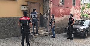 Kahramanmaraş#039;ta 77 Kişi Yakalandı