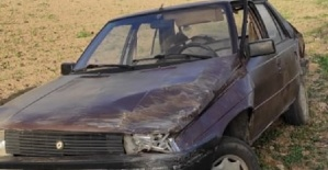 Kahramanmaraş'ta Trafik Kazası 1 Yaralı