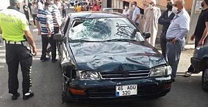 Otomobil Çarpan Çocuk Öldü
