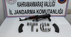 Uzun Namlulu Silah Ele Geçirildi