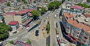 Abdal Halil Ağa Caddesi'ne Yeni Kavşak