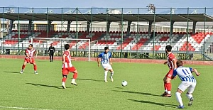 Elbistanspor 2- Viranşehir Sanayispor 1