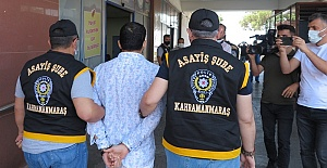 Firari Hükümlü Kahramanmaraş'ta Yakalandı