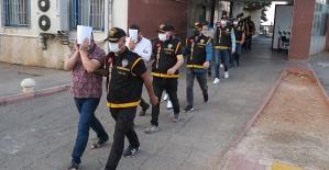 Kahramanmaraş'ta Sahte Altın Operasyonu