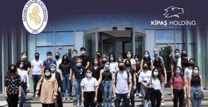 KİPAŞ Holding İTÜ'ye Stajyer Sponsoru Oldu
