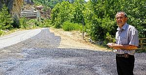 Andırın'da 10 Mahallenin Yolu Yenileniyor