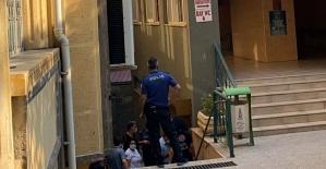 Cami Lavabosunda Öldürüldü