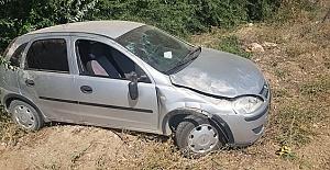 Kahramanmaraş'ta Otomobil Devrildi 3 Yaralı