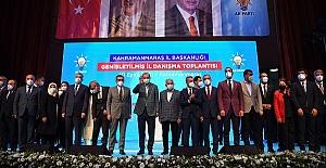 Cumhurbaşkanı İl Danışma Toplantısına Katıldı