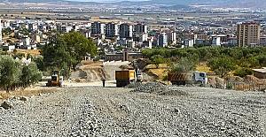 Dulkadiroğlu'na Yeni Bulvar Yapılıyor